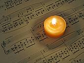 Music By Candle