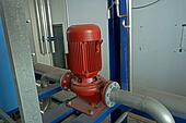 industrial pipelines and pumps