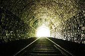 Light at the end of tunnel
