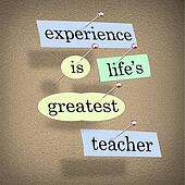 Experience Life's Greatest Teacher - Live for Education