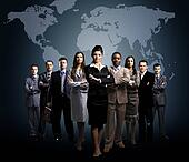 business people team