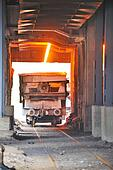 transportation molten hot steel