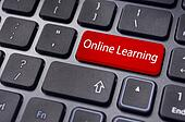 online learning or education concepts